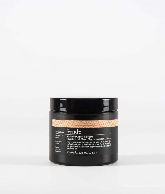 NOURISHING HAIR MASK – Odżywcza maska do suchych włosów 200ml Sendo