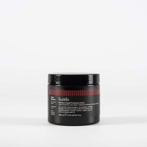 COLOR PROTECTION HAIR MASK – Maska chroniąca kolor 200ml Sendo