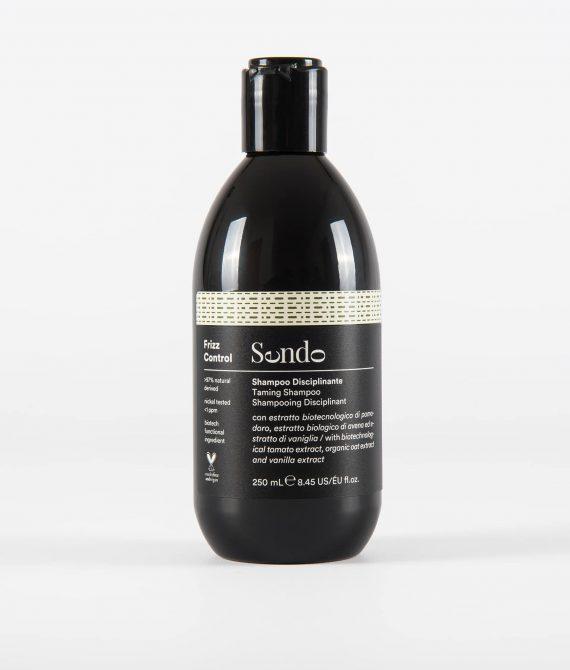 TAMING SHAMPOO – Szampon zapobiegający puszeniu się włosów 250ml Sendo