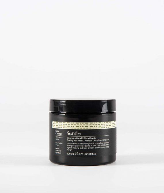 TAMING HAIR MASK – Maska zapobiegająca puszeniu się włosów 200ml Sendo