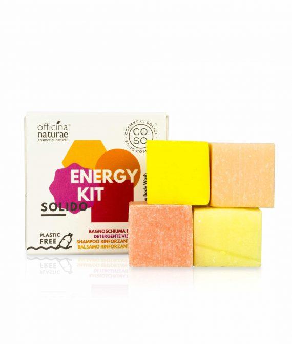 Zestaw mini kosmetyków w kostce ENERGY KIT