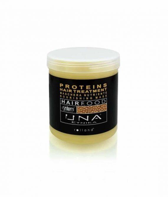 PROTEINS HAIR TREATMENT – Maska proteinowa 1000ml UNA
