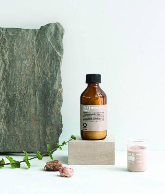 PLANT MINERAL REFRESH – 100% naturalny suchy szampon dodający objętości OWAY