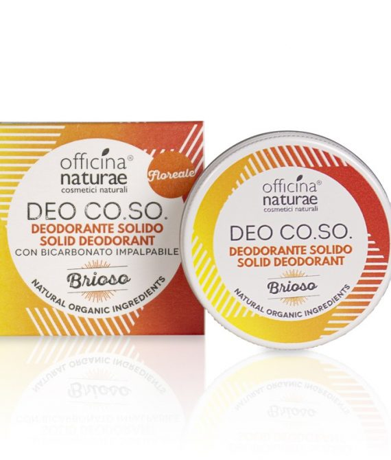 Officina Naturae Dezodorant w kremie – Brioso