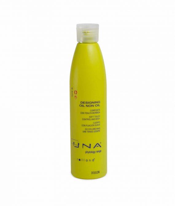 DESIGN OIL NON OIL – Płyn do stylizacji włosów 250ml UNA