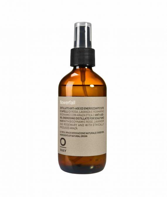 FLOWERFALL – Hydrolat do skóry głowy i włosów 160ml OWAY