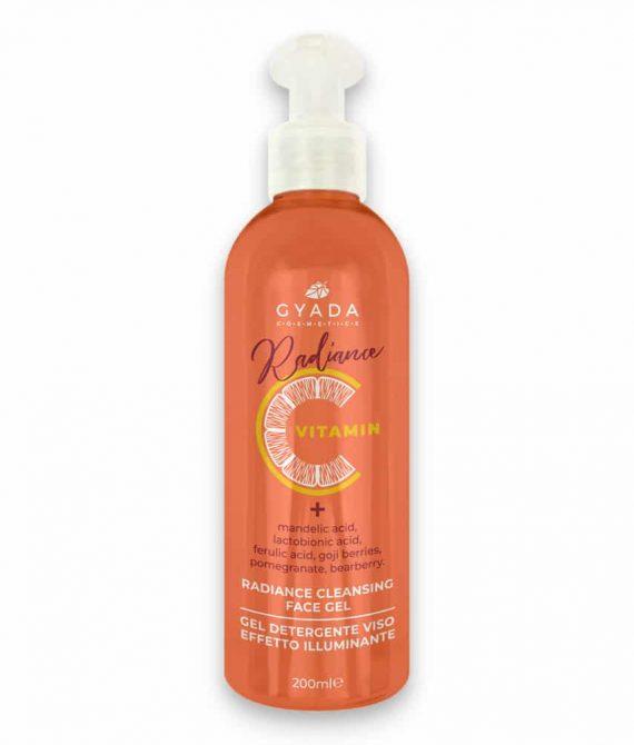 Żel do mycia twarzy z witaminą C 200 ml GYADA