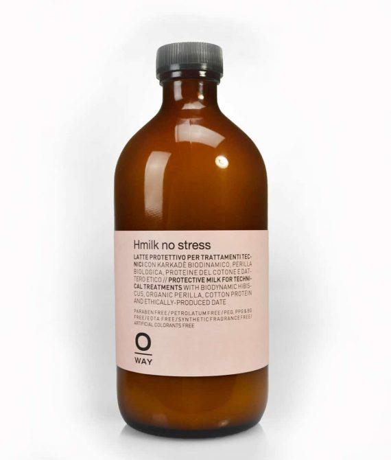 HMILK NO STRESS – Mleczko odbudowujące wiązania dwusiarczkowe 500ml OWAY
