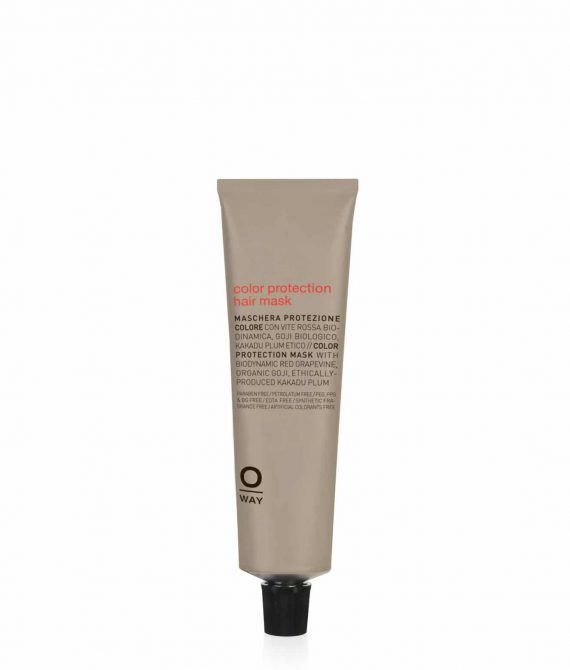 COLOR PROTECTION HAIR MASK – Maska do włosów farbowanych 50ml OWAY