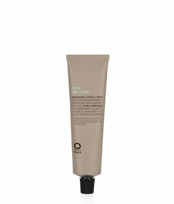 CURLY HAIR MASK – Maska do włosów naturalnie kręconych oraz po trwałej ondulacji 50ml OWAY