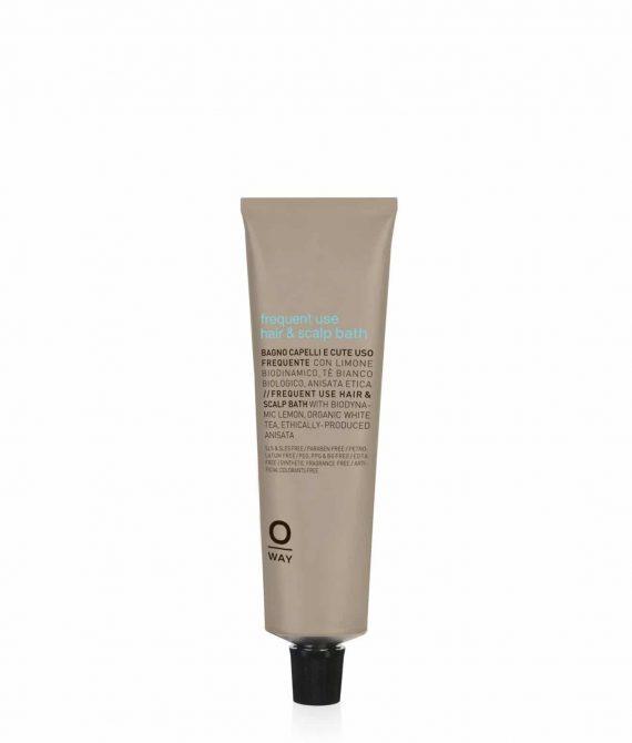 FREQUENT USE HAIR & SCALP BATH – Szampon do codziennej pielęgnacji skóry głowy i włosów 50ml OWAY