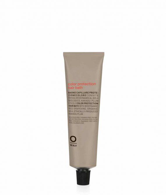 COLOR PROTECTION HAIR BATH – Szampon ochronny do włosów farbowanych 50ml OWAY