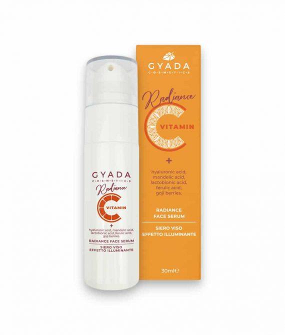 Serum do twarzy z witaminą C 30 ml GYADA