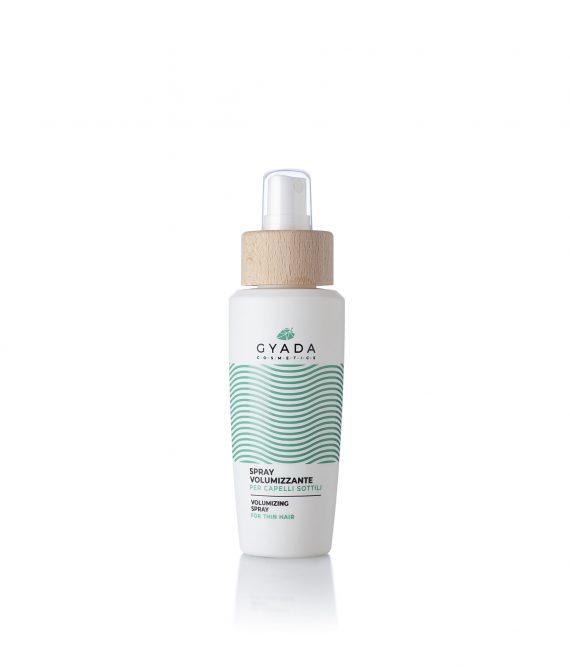 Gyada Spray Volumizzante – Spray zwiększający objętość do włosów cienkich