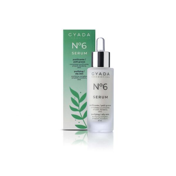 Spirulina Normalizujące serum do twarzy 6 - Face Serum - Purifying Oily Skin n.6.jpg